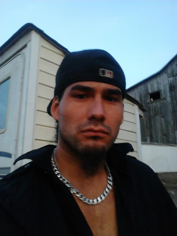 Anthony Maurice George, 28, who has been charged with second-degree murder, is seen in this Facebook photo.