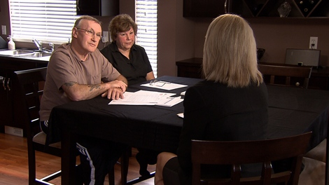 CTV's Lynda Steele talks to couple who discovered their home's square footage was not accurate. July 7, 2011.