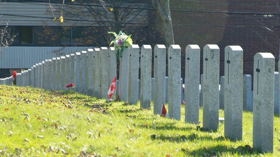 Veterans burial fund