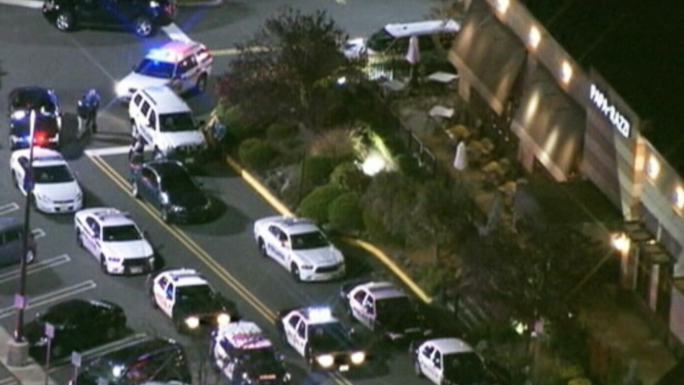 Shots Fired At New Jersey Mall No Report Of Injuries