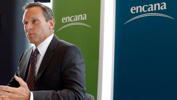 Encana workforce cuts jobs Calgary Texas where