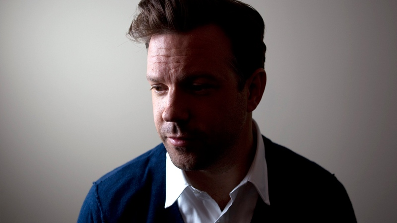 Jason Sudeikis is pictured in a Toronto hotel room on Wednesday June 22, 2011 as he promotes his new film 'Horrible Bosses.' (Chris Young / THE CANADIAN PRESS)