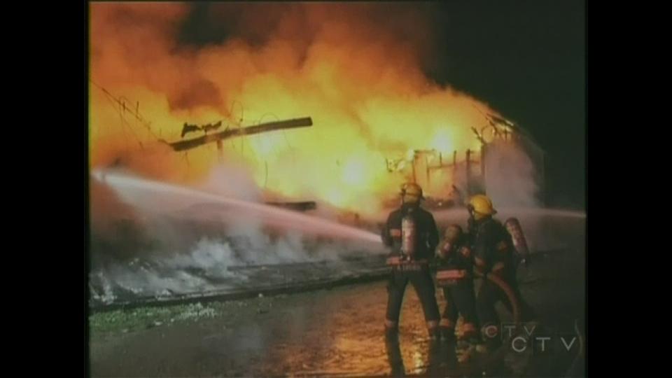 Carnarvon Fire