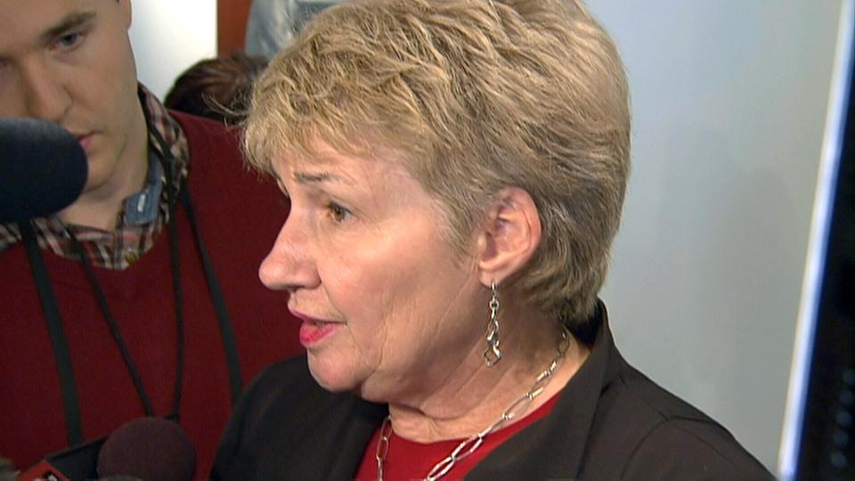 Coun. Paula Fletcher calls on Toronto's mayor to step down, Tuesday, Nov. 5, 2013