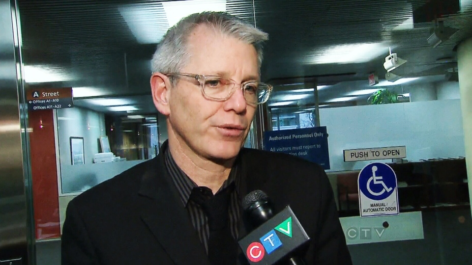 Toronto city Coun. Adam Vaughan says Mayor Rob Ford has been reduced to an 'irrelevant political figure' in the wake of his admission that he has smoked crack cocaine on Tuesday, Nov. 5, 2013.