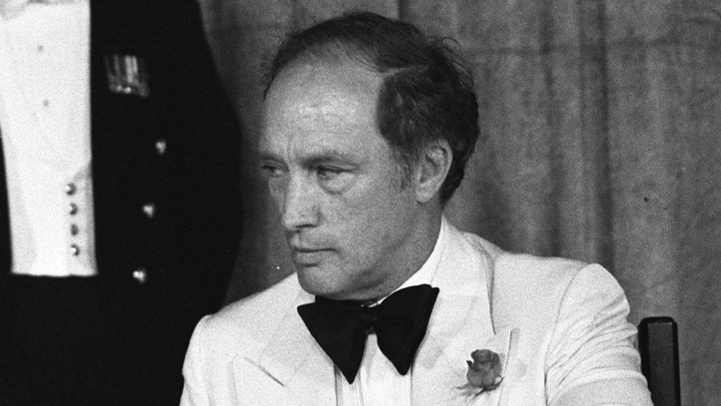 secret spy service file, Pierre Trudeau, CP, CSIS