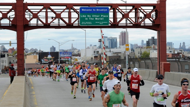 86-year-old woman dies after marathon