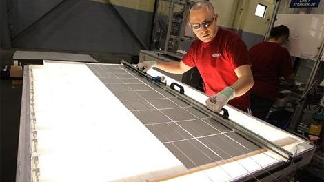 Siliken Canada solar panel