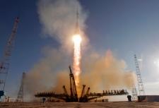 Soyuz-FG rocket booster Sochi