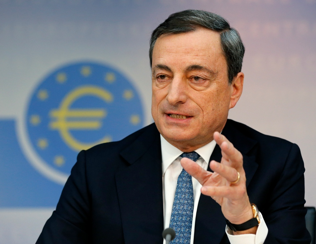 European Central Bank interest rates