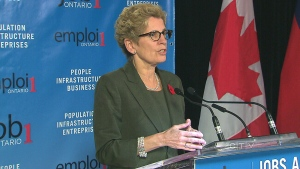 CTV Toronto: Liberals deliver economic statement