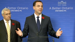 LIVE3: Hudak responds to economic statement
