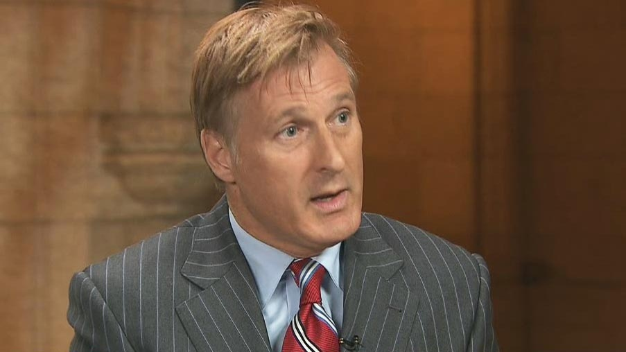 Conservative Minister Maxime Bernier explains why he thinks Canadians should decide whether or not to abolish the Senate on Power Play on Thursday, Nov. 7, 2013.