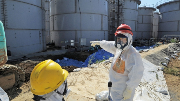 Fukushima tanks cause concern over leaks