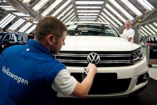 VW Tiguan Volkswagen