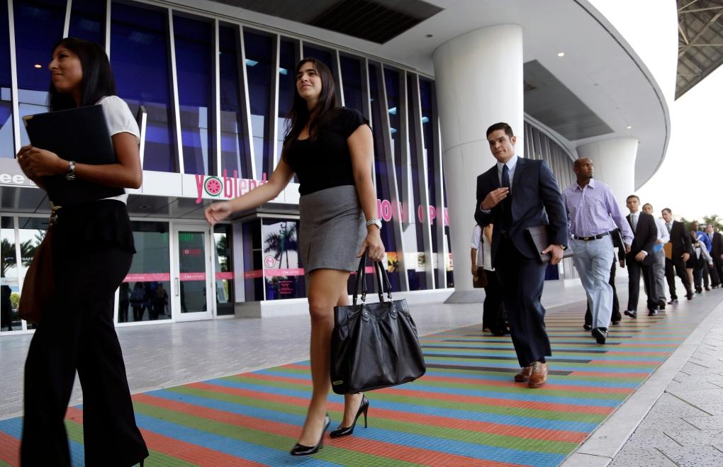 Internship job fair in Miami