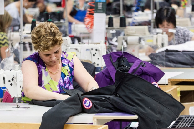 Canada Goose sues Sears for trademark infringement