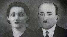 Alex Lavin Holocaust survivor