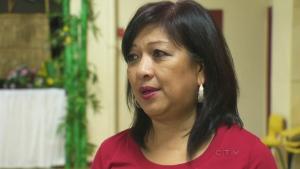 CTV Winnipeg: Philippines typhoon worries locals