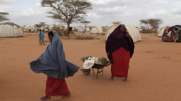 Dadaab, Kenya