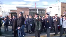 Veterans protest