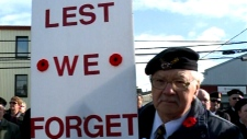 Discontent over how veterans are being treated