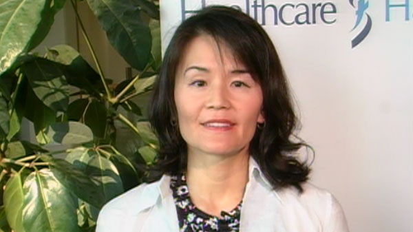 Christine Lee, an infectious diseases expert and medical director for Infection Prevention and Control at St. Joseph's Healthcare in Hamilton, Ont., appears on Canada AM, Monday, July 11, 2011.