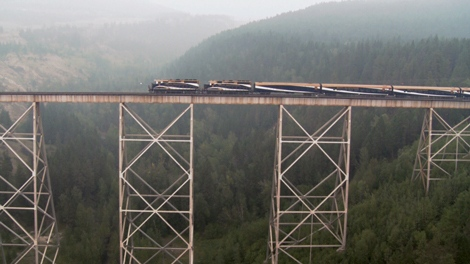 A German tourist is getting reimbursed after her dream railroad adventure through the Canadian Rockies ended with derailment and disappointment.