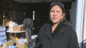 CTV Winnipeg: Fault lines appear in Idle No More