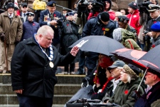 Remembrance Day Rob Ford Toronto