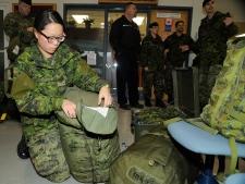 DART Lieutenant Alayna Kang