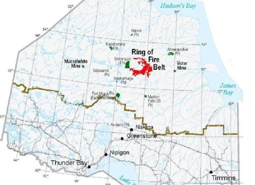 Ontario Ring of Fire mining