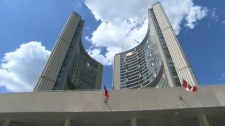 Toronto Mayor Rob Ford is defending the city's decision to offer buyouts to thousands of staff members at city hall.