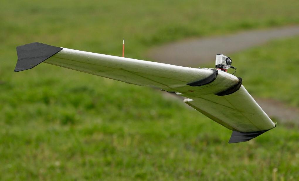 Drones raise privacy concerns