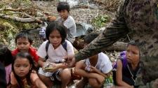 Aid failing to reach Philippines survivors