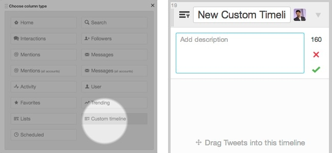 Twitter launching custom timelines