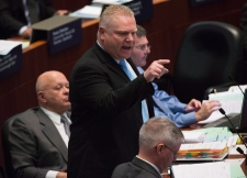 Doug Ford Toronto Rob drugs
