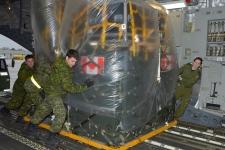 Dart Typhoon Haiyan Philippines relief aid