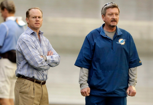Dolphins harassment case puts GM, coaching jobs in question