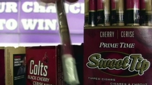 CTV Barrie: Ontario moves to ban flavoured tobacco