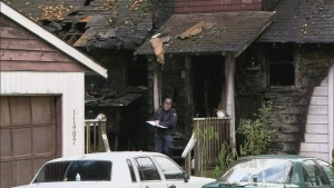 CTV BC: Concerns about arson after fire at family
