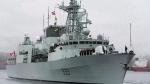 HMCS Toronto heads to the Arabian Sea as part of Operation Artemis, in Halifax on Monday, Jan.14, 2013. (Andrew Vaughan / THE CANADIAN PRESS)
