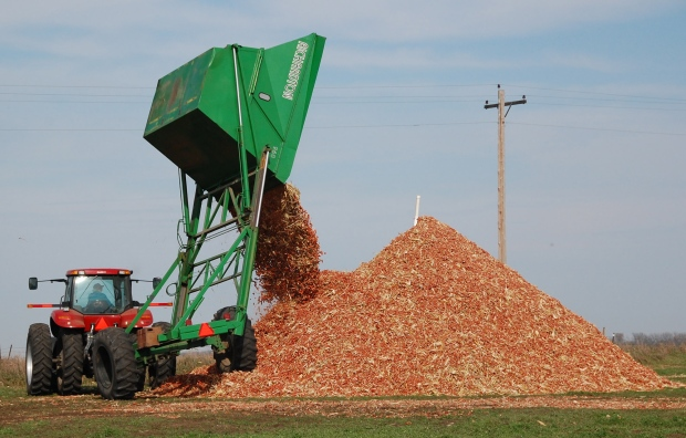 Corn biofuel