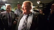 Rob Ford poll CTV News exclusive