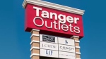 The Tanger Outlet mall is located at 8555 Campeau Dr. in Kanata.