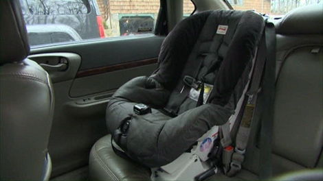 Extras, like carseats, can add onto your rental car bills. July 14, 2011.