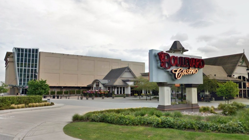 Boulevard casino show theatre