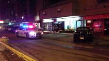 Edmonton stabbing, nov 14 2013