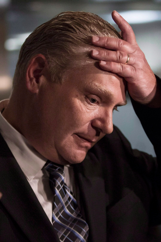 Doug Ford poll Toronto councillor CTV