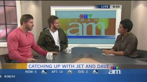 Canada AM: Catching up with Jet and Dave